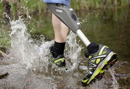 waterproof genium x3 prosthetic leg